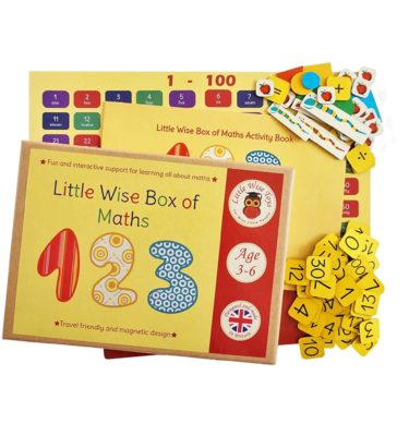Maths game for children - maths educational and learning toy