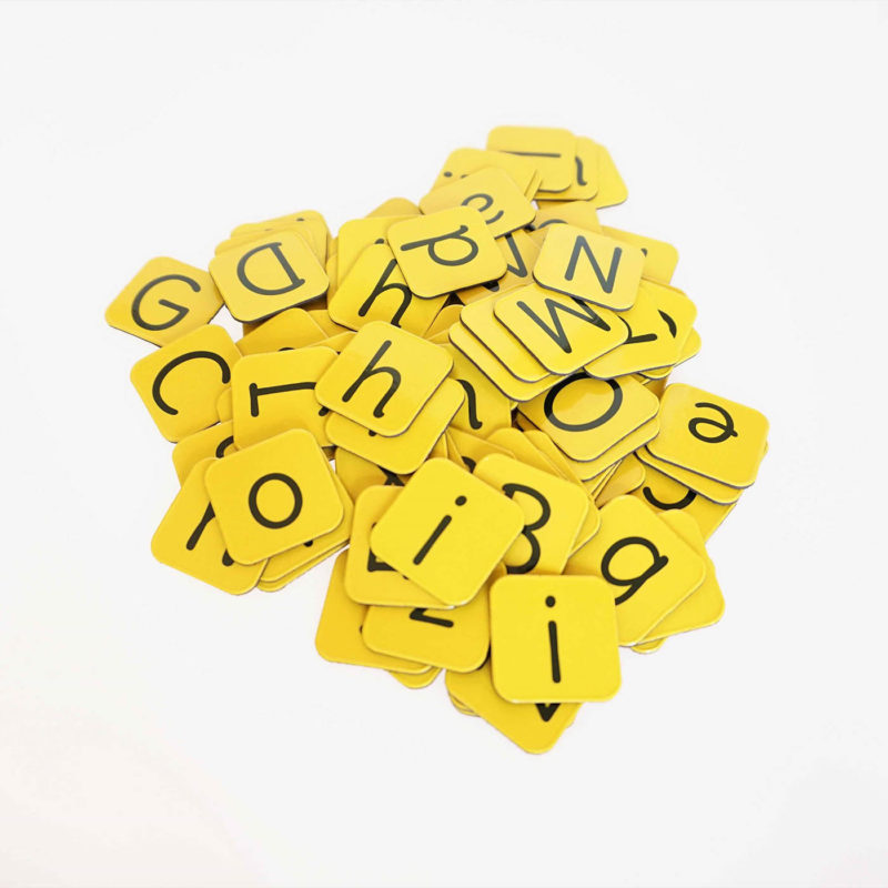 Phonics game for children - phonics educational toy and learning toy - letter tabs