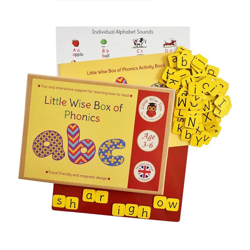 Phonics game - phonics educational and learning toy for children