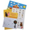 Farm Life educational and learning toy for children aged 3-6 contents