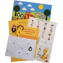 Zoo life educational toy and learning toy for 3-6 year olds