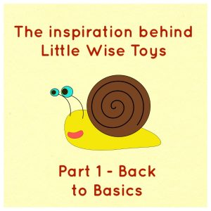inspiration behind educational toy range