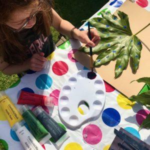 homeschooling art and craft ideas