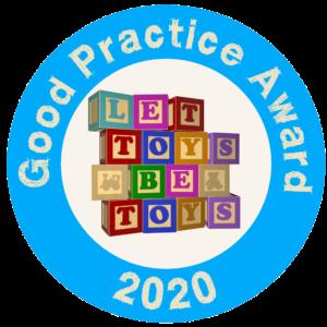 Educational toy award