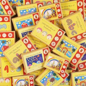 Educational toys for 3-12 year olds