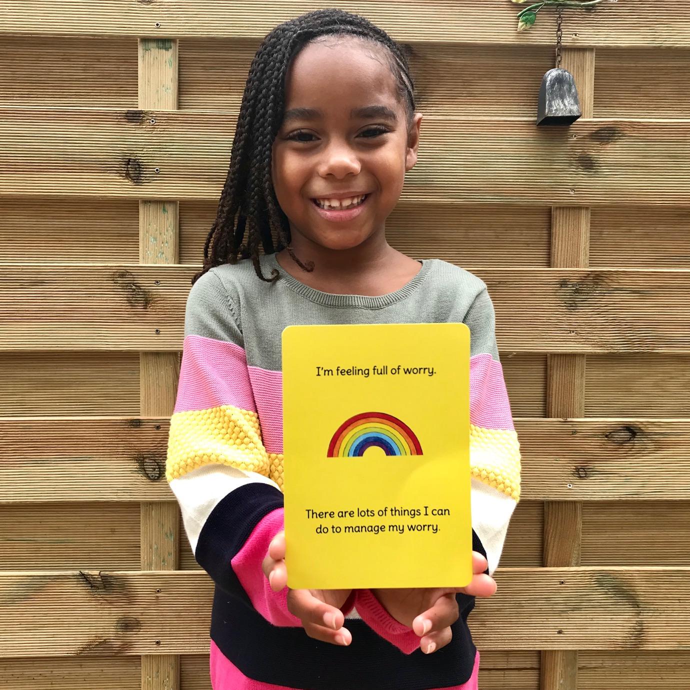 Managing worries. Growth mindset. Children's mental health